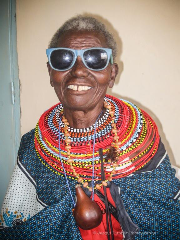 Samburu women LR-1