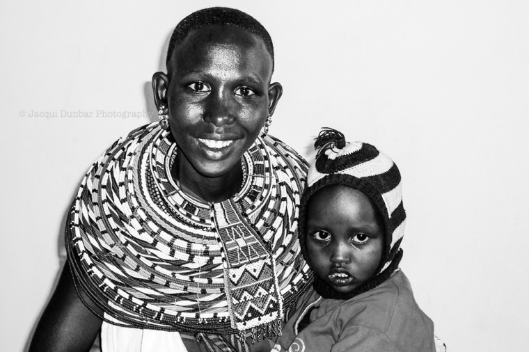 Samburu women LR-3